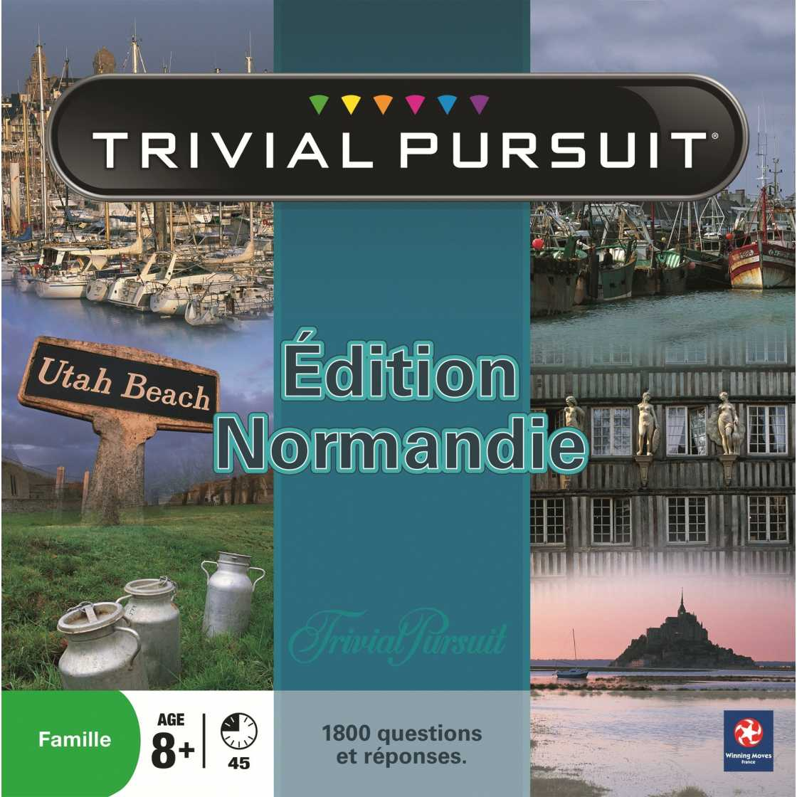 trivial pursuit normandie. Black Bedroom Furniture Sets. Home Design Ideas